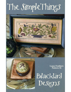 Blackbird Designs - The simple things