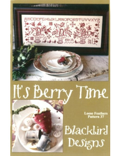 Blackbird Designs - It's Berry time
