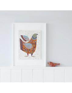 Nancy Nicholson - Bird - Kit de broderie traditionnelle