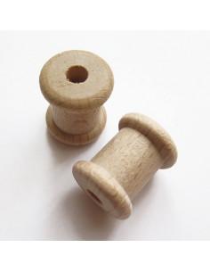 Bobine en bois de 3 cm