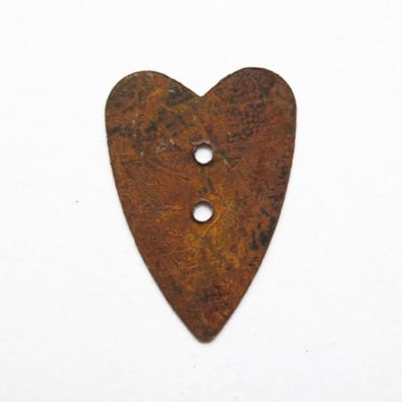 Boutons - charms métal