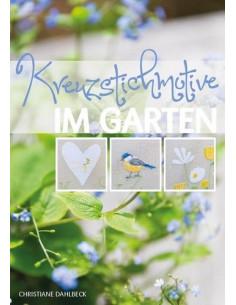 Livre Christiane Dahlbeck - Kreuzstichmotive IM GARTEN