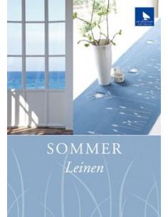 Livre acufactum Sommer-Leinen
