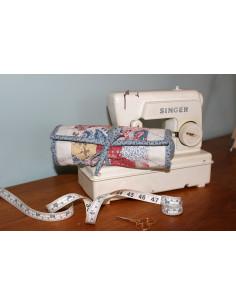 Fiche de Patchwork - Sewing Roll