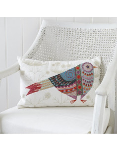 Nancy Nicholson - Cuckoo - embroidery kit