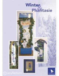 "Brochure acufactum ""Winter Phantasie"""