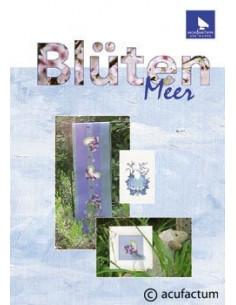 """Brochure acufactum """"Blüten Meer"""""""