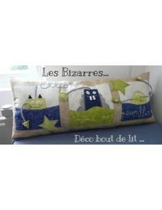 L'Atelier d'Éole - Le bout de lit version garçon - sewing kit