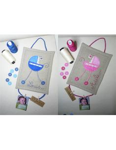 L'Atelier d'Éole - Le landau - kit de couture