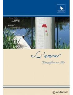 Livre acufactum ``L`amour``