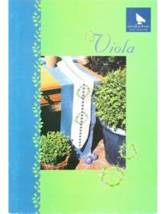 """Brochure acufactum """"Viola"""""""