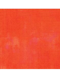 Tissu Patchwork - Grunge - Orange