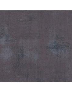 Tissu Patchwork - Grunge - Gris foncé