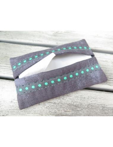 Kit couture - Pochette à mouchoirs