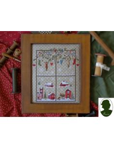 Sara Guermani - Christmas Window 2