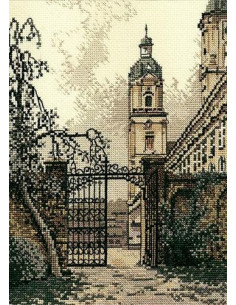 RTO - Kit point de croix - The Gate in the Town