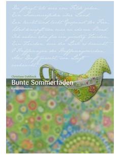 Brochure Christiane Dahlbeck - Bunte Sommerfäden