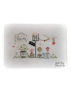 Fleurs de Lin - fiche - Jardin Cosy