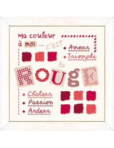 Lili Points - Fiche - Rouge