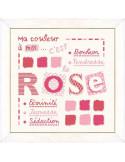 Lili Points - Fiche - Rose