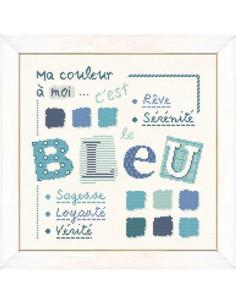 Lili Points - Fiche - Bleu