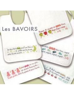 Lili Points - Fiche - Les bavoirs