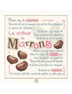 Lili Points - Fiche - La crème de marrons
