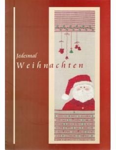 """Brochure MWI """"Jedesmal Weihnachten"""""""