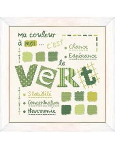 Lili Points - Fiche - Vert