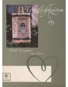 Livre Stickdesign Herzlichkeiten