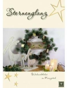 Livre Stickdesign Sternenglanz