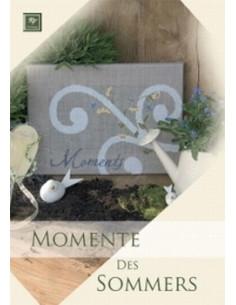 Livre Stickdesign Momente Des Sommers
