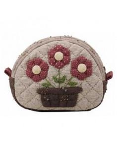 Kit de Patchwork - Trousse fleurs