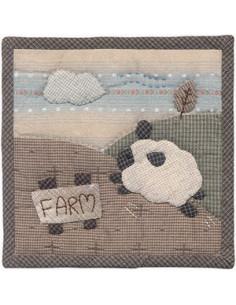 Kit de Patchwork - Le mouton