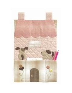 Kit de Patchwork - Vide poche maison