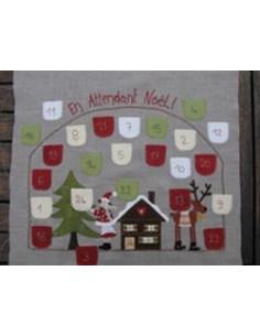 Kit Atelier d Isabelle - En attandant Noël