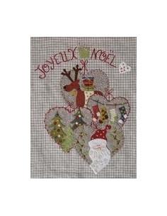 Kit Atelier d Isabelle - Joyeux Noël