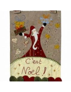 Kit Atelier d Isabelle - Le Père Noël est arrivé !