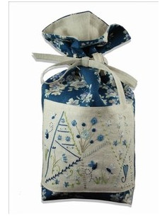ABC Collection - kit - Bourse Milliflori - version bleu