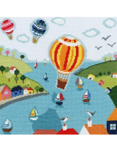 Bothy Threads - Beside the Seaside : Ballons