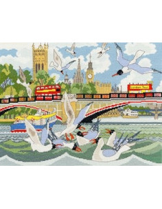 Bothy Threads - Lambeth Bridge