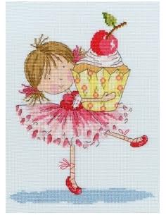 Bothy Threads - Little Jem - Cherry On Top