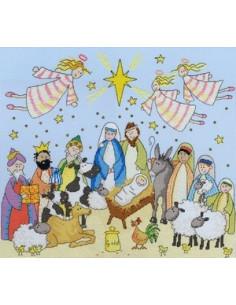 Bothy Threads - Nativity
