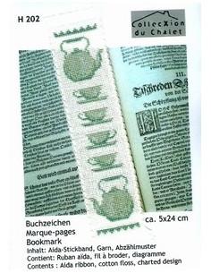CollecXion du Chalet - Marque-pages H202