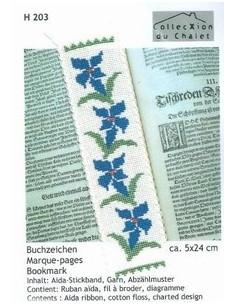 CollecXion du Chalet - Marque-pages H203