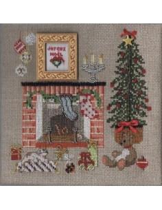 Cousines et Compagnie - Noël au coin du feu
