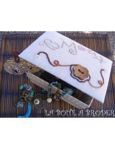 La Boîte à Broder - Boîte à bijoux