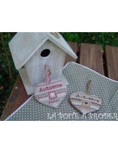 La Boîte à broder - Pinkeep Automne
