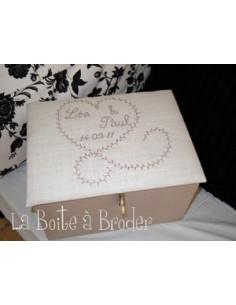 La Boîte à Broder - Urne pour mariage