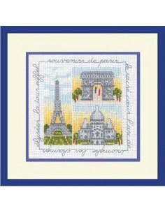 Le Bonheur des Dames - Souvenirs de Paris
